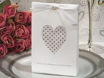 Scented Heart Design Sachet Favours
